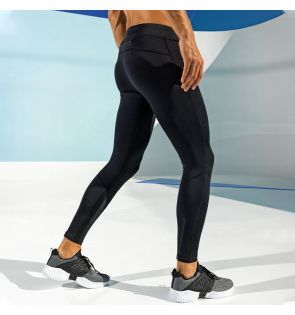 TR053 TriDri® ankle zip training leggings