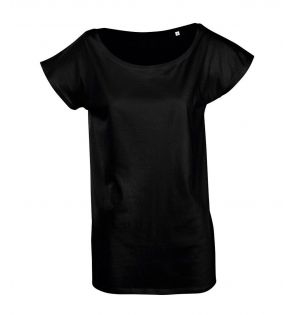 SOL'S Ladies Marylin Long T-Shirt