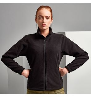 TS14F Women's full-zip fleece