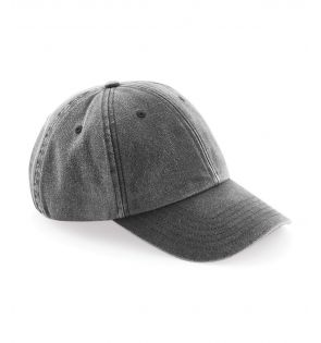 Beechfield Vintage Low Profile Cap