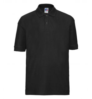 Jerzees Schoolgear Kids Poly/Cotton Piqué Polo Shirt