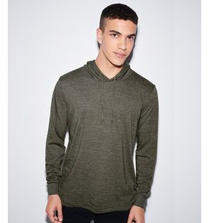 American Apparel Unisex Tri-Blend Long Sleeve Hoodie