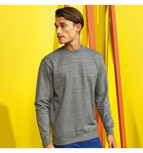 AQ041 Men's twisted yarn sweatshirt