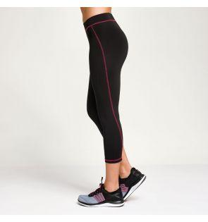 TR030 Women's TriDri® capri fitness leggings