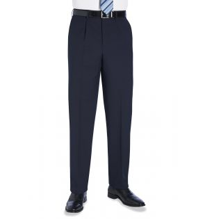 Langham Single Pleat Trouser