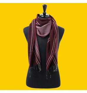 AQ952 Stripe scarf
