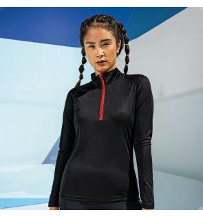 TR120 Women's TriDri® performance ¼ zip