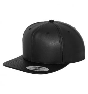 YP021 Full leather imitation snapback (6089FL)