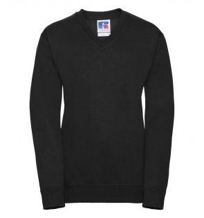 Jerzees Schoolgear Kids V Neck Sweatshirt