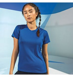 TR024 Women's TriDri® embossed panel t-shirt