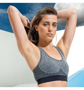 TR210 Women's TriDri® seamless '3D fit' multi-sport sculpt bra
