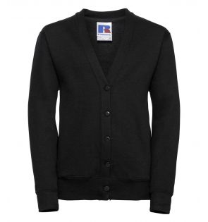 Jerzees Schoolgear Kids Sweat Cardigan