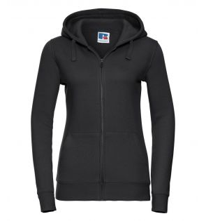 Russell Ladies Authentic Zip Hooded Sweatshirt
