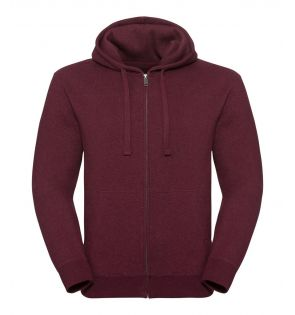 Russell Authentic Melange Zip Hoodie