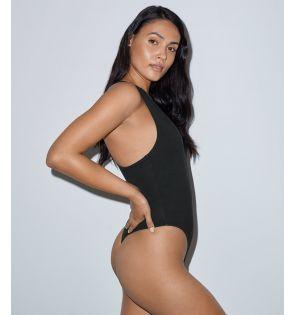 American Apparel Ladies Tank Thong Bodysuit