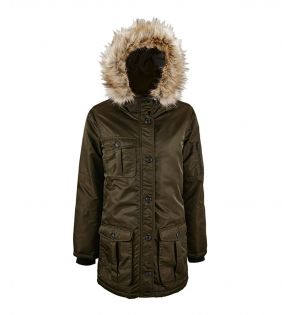 SOL'S Ladies Ryan Parka Jacket