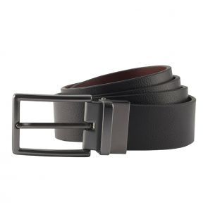 AQ904 Men's two-way leather belt