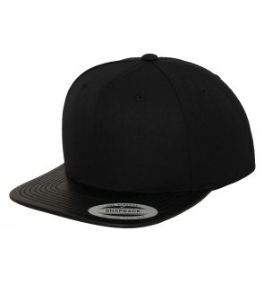 YP007 Leather snapback (6089LH)