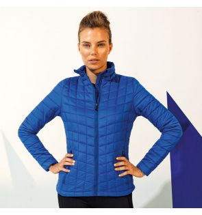 TR082 Women's TriDri® ultra-light thermo quilt jacket