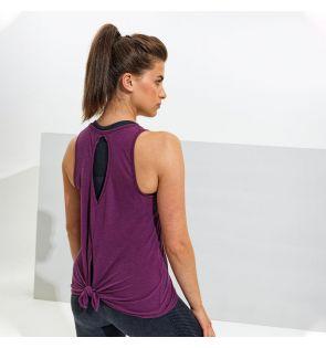 TR044 Women's TriDri® tie-back vest