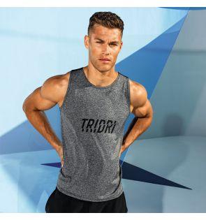 TR051 TriDri® performance contrast vest