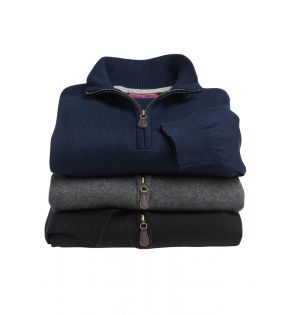 Dallas 1/4 zip Jumper