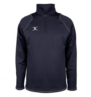 GI025 Quest half-zip fleece