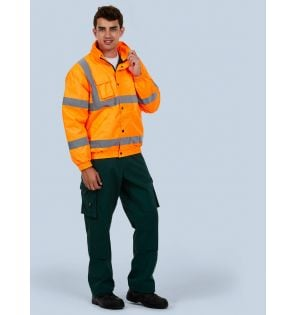 UC804 High Visibility Bomber Jacket