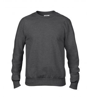 Anvil French Terry Drop Shoulder Sweatshirt