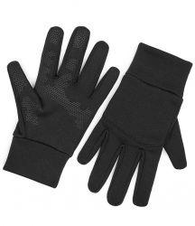 Beechfield Soft Shell Sports Tech Gloves