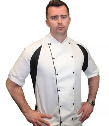 Le Chef Short Sleeve Executive Jacket