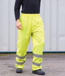 Portwest Hi-Vis Rain Trousers