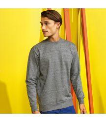 AQ041 Men's twisted yarn sweatshirt