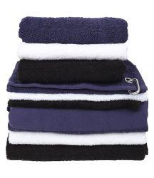 Towel City Printable Border Bath Towel