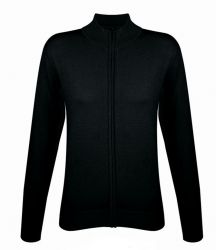 SOL'S Ladies Gordon Full Zip Cotton Acrylic Cardigan