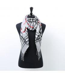 AQ951 Check scarf