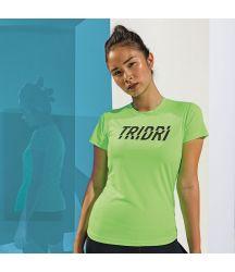 TR020 Women's TriDri® performance t-shirt