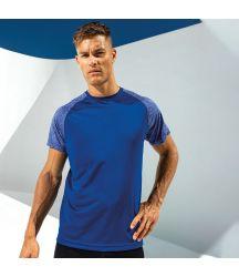 TR018 TriDri® contrast sleeve performance t-shirt