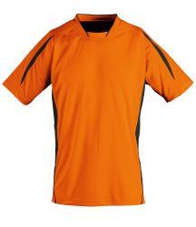 SOL'S Kids Maracana 2 Contrast T-Shirt