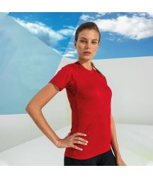 TR021 Women's TriDri® panelled tech tee